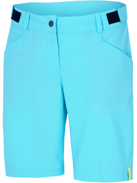 Ziener Colodri X-Function Shorts Women blue aqua